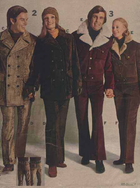 Today at Sears, the IMPORTANT Look of the Walking Suit