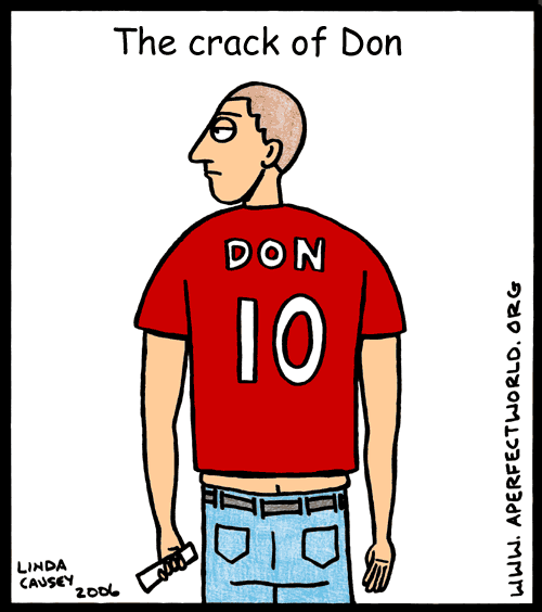 The crack of Don